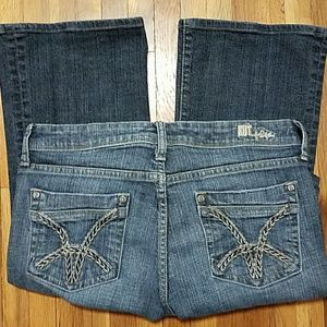 Kut from the Kloth bootcut denim jeans